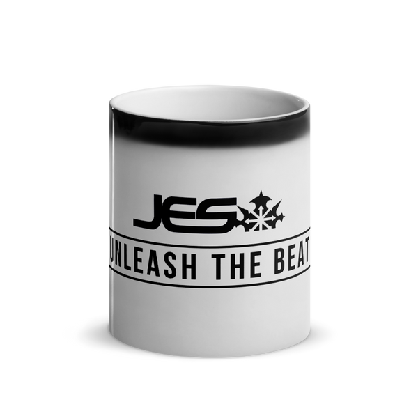 "JES Unleash The Beat ""Magic Mug"""
