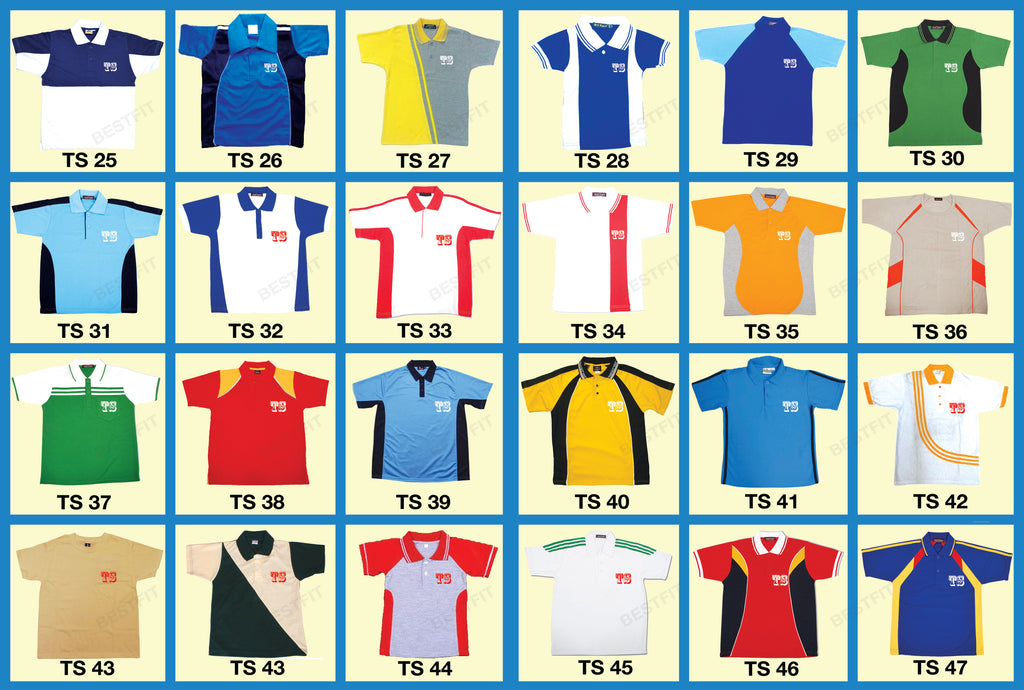 Bestfit Sportswear engaged in manufacturing and printing of school Sports/House/PT T-Shirt, Shorts, Skirts, team uniforms, Track pants & tracksuits