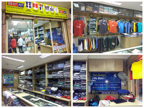 Best fit Sportswear, Mahatma Gandhi Road (Secunderabad), Hyderabad, Telangana