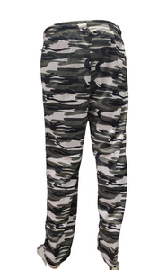 Camouflage/Military/Army Print Track Pant Super poly Lower - Bestfit Sportswear
