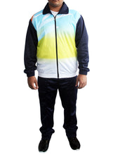 Load image into Gallery viewer, Sublimation Regular Fit Super Poly Men's Tracksuit for Sports | Training | Gym | Winterwear - Bestfit Sportswear