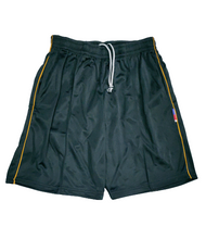 Load image into Gallery viewer, Super Poly Sports Shorts Bottle Green Colour - Bestfit Sportswear