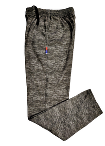 Grindle Printed Super poly Fabric Lowers Dark Grey Track pant - Bestfit Sportswear