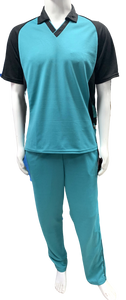 Cricket Uniform Half Sleeves with Track pant - Bestfit Sportswear