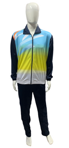 Sublimation Regular Fit Super Poly Men's Tracksuit for Sports | Training | Gym | Winterwear - Bestfit Sportswear