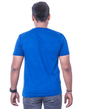Load image into Gallery viewer, 100% Cotton Royal Blue Round Neck T-Shirts - Bestfit Sportswear