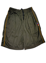 Load image into Gallery viewer, Super Poly Sports Shorts Coffee Brown Colour - Bestfit Sportswear