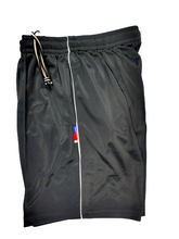Load image into Gallery viewer, Super Poly Sports Shorts Dark Grey Colour - Bestfit Sportswear