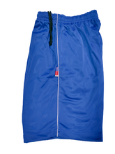 Load image into Gallery viewer, Super Poly Sports Shorts Royal Blue Colour - Bestfit Sportswear