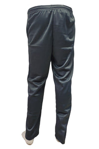 Super poly Lower Dark Grey Track Pants - Bestfit Sportswear