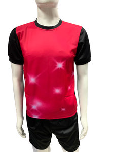 Sublimation Kabaddi Player Kit Pink - Bestfit Sportswear