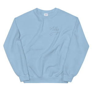 "NOW AVAILABLE ""Unisex Tilly Crew Sweatshirt"""