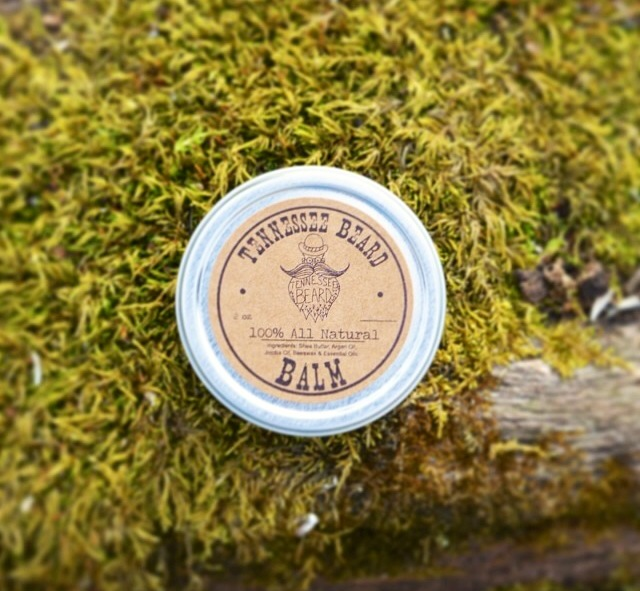 2 oz. OATMEAL / STOUT Scented Beard Balm