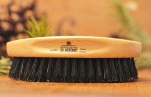 Kent Military Oval Brush