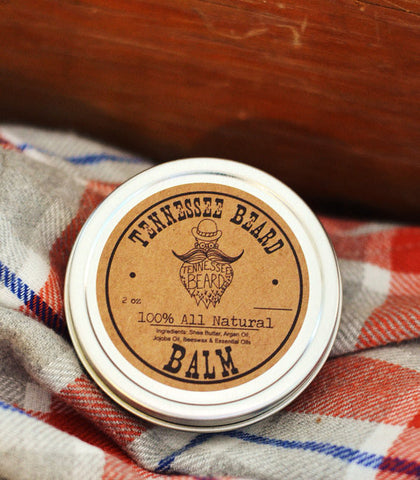 2 oz. Classic Barber Scented Beard Balm