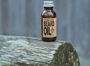 1 oz. Forest scented Beard Oil