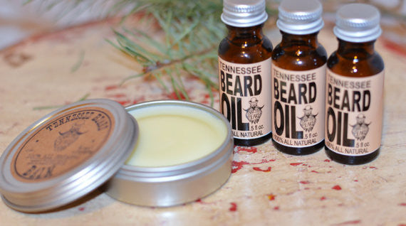 Copy of 2 oz Classic Scented Beard Balm & 1 oz Classic Beard Oil