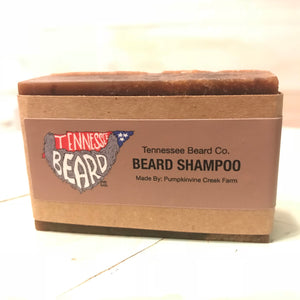 Beard Shampoo 2.5 Oz. bar