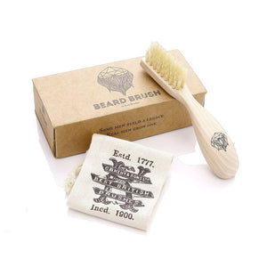 Handmade Beard Brush - Kent