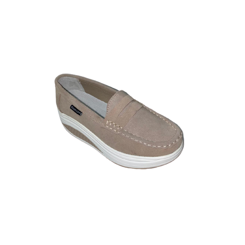 ZAPATO STEEM LAND BEIGE