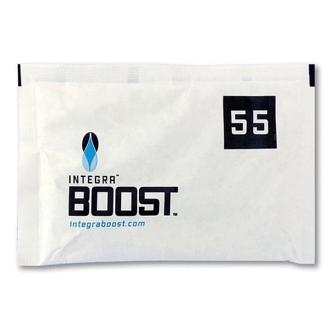 Integra Boost® Humidiccant 55% 67g Packs, Humidiccant Packs, - Applegate Soils & Hydroponics