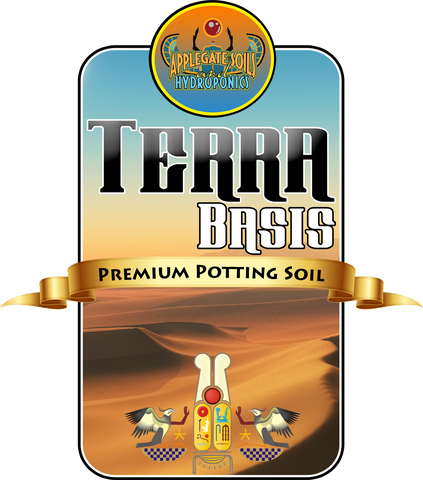 Terra Basis, Soil Blend, - Applegate Soils & Hydroponics
