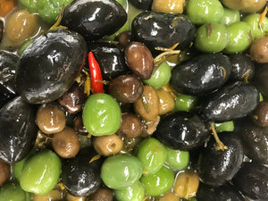 Charcuterie Olives
