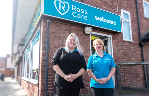Ross Care Ellesmere Port Mobility Shop