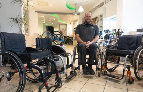 Wicker Independent Living Mobility Shop Sheffield