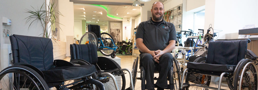 Sheffield Wicker Independent Living Wheelchairs
