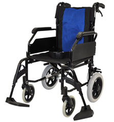 Greencare Easy 1 Attendant Wheelchair 18″ Width