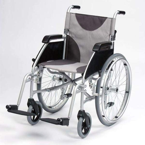Ultra Light Self Propel Wheelchair 17''
