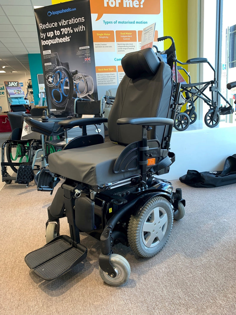 EX-DEMO Invacare TDX2 Power Chair