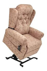 Medina Button Back Dual Motor Rise Recliner