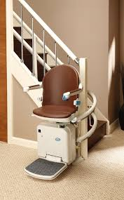 Dolphin Minivator 2000 Curved Stairlift