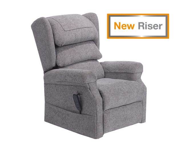 Denwick Tilt-in-Space Single-Motor Riser Recliner Chair