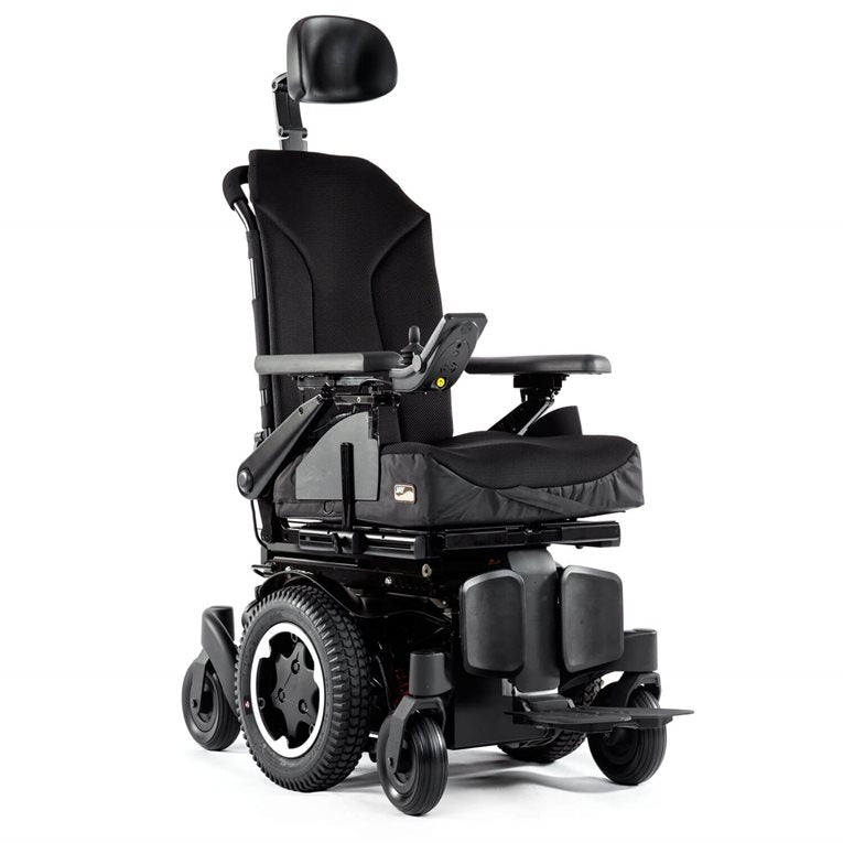 Q300 M Mini Mid-Wheel Powered Wheelchair