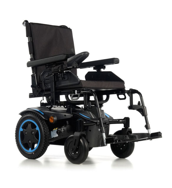 Quickie Q100 R Powered Wheelchair