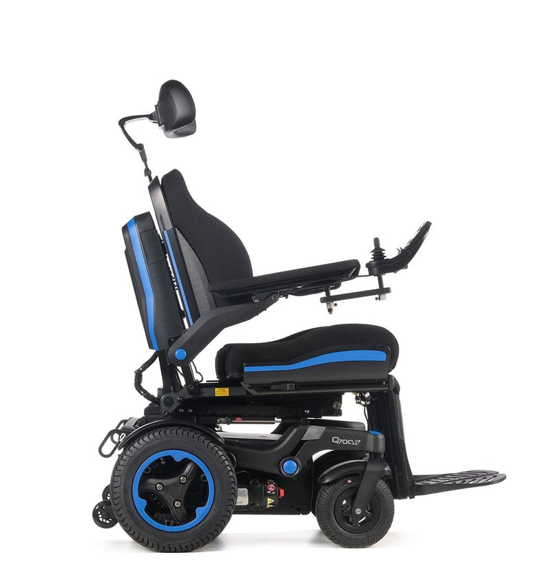 Q700 R Sedeo Ergo Rear-Wheel Powered Wheelchair