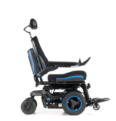 Q700-UP F Sedeo Ergo Front-Wheel Powered Wheelchair