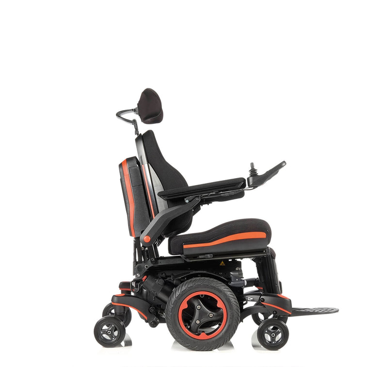 Q700 M Sedeo Ergo Midwheel Powered Wheelchair