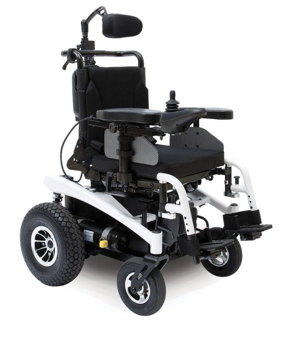 Quantum SPARKY paediatric powered wheel chair