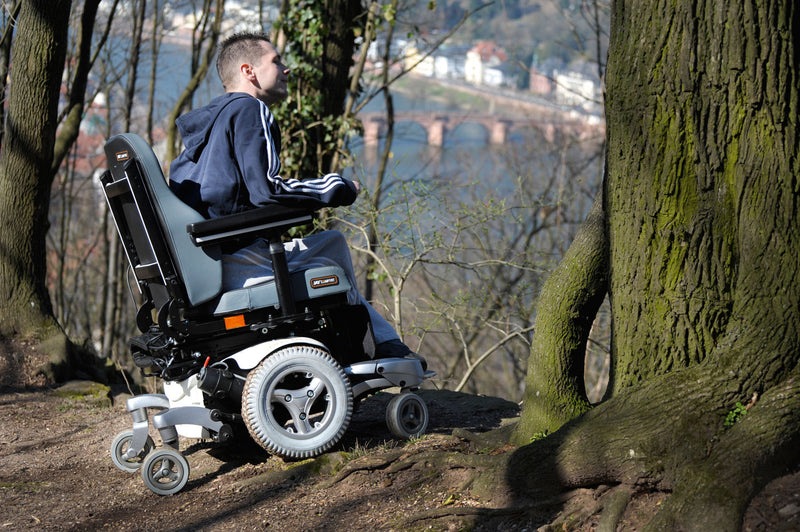 Quickie Jive Mid Power PowerChair