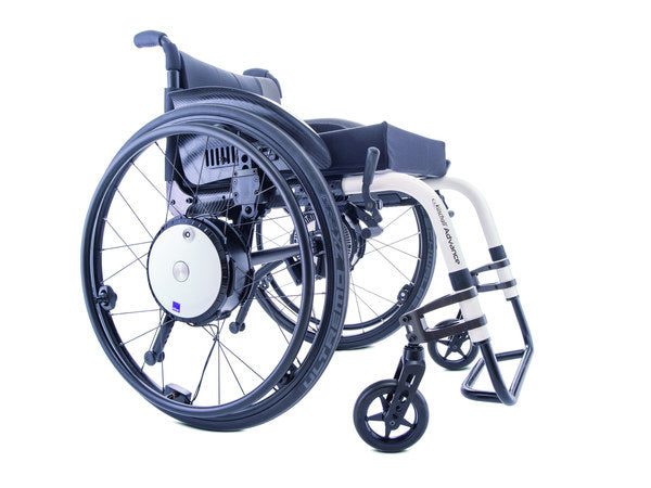 Invacare Manual Wheelchair Powered Wheel Upgrade (Alber Twion M24)