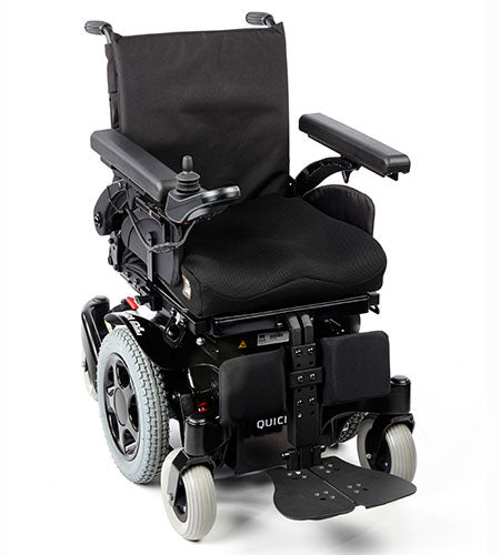 Quickie Salsa M2 Mini PowerChair
