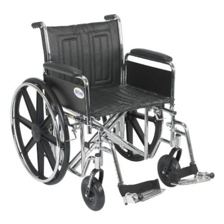 Drive Heavy Duty Sentra EC Self Propel Wheelchair