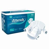 Attends Slip Active 8 Large (2499ml) 28 Pack