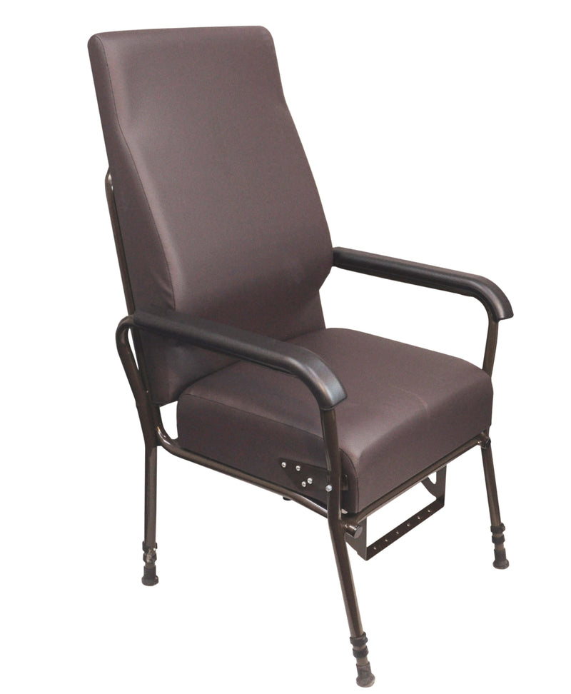 Longfield Easy Riser Lounge Chair Brown