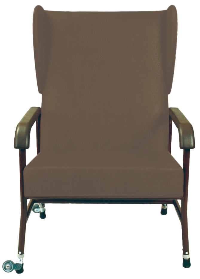 Winsham Heavy Duty High Back Chair - Brown