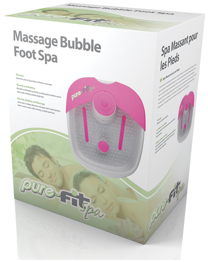 Massage Bubble Foot Spa